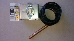 Veiligheids thermostaat 90-110° automatische reset
