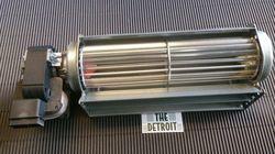 Dwarsstroom ventilator 45x120 linkse motor