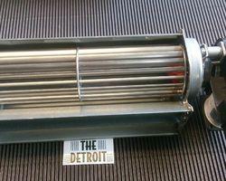 Dwarsstroom ventilator 45x120 rechtse motor