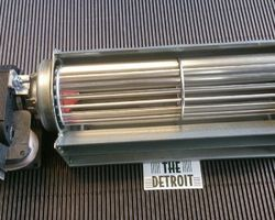 Dwarsstroom ventilator 45x180 linkse motor