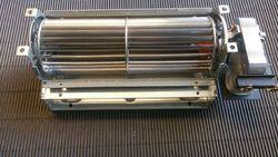 Dwarsstroom ventilator 60x180. Rechtse motor