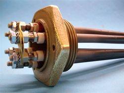 "Dompelelement 3kW-230/400V G 1""1/2"