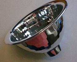 Reflector voor I.R.-lamp