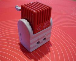 Thermostaat voor Din-rail montage