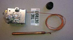 Veiligheids thermostaat 90-110° manuele reset