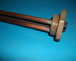 Dompelweerstand 1500W-230V