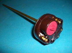 Staafthermostaat plug-in systeem voor NOB reeks