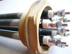 """Dompelaar 6kW-230/400V  G 2""""1/2"""