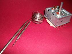 Ego 3-polige thermostaat 30 - 85 °C met veiligheid