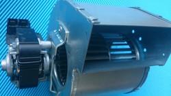 Dubbel aanzuigende ventilator