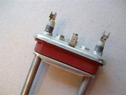 Dompelweerstanden met drukflens UF70