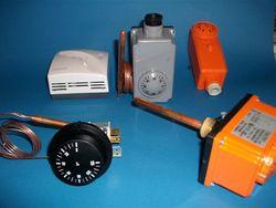 Standaard thermostaten